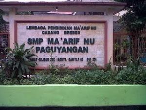 SMP Ma'arif NU 03 Cilibur